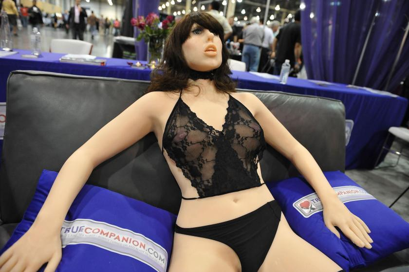 sexrobot