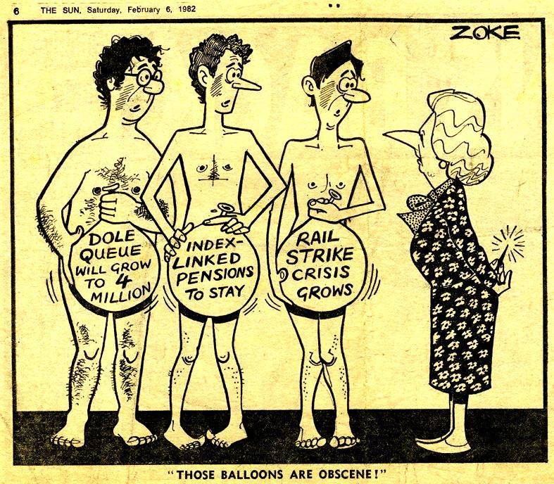Margaretthatcher_malcolmhardee_cartoon