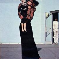 Nastassja Kinski, Helmut Newton And A Marlene Dietrich Doll