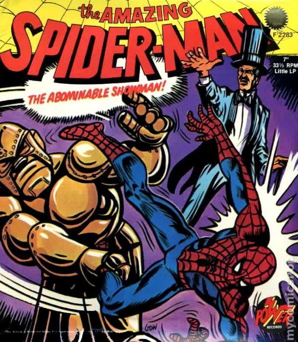 spiderman-powerrecords