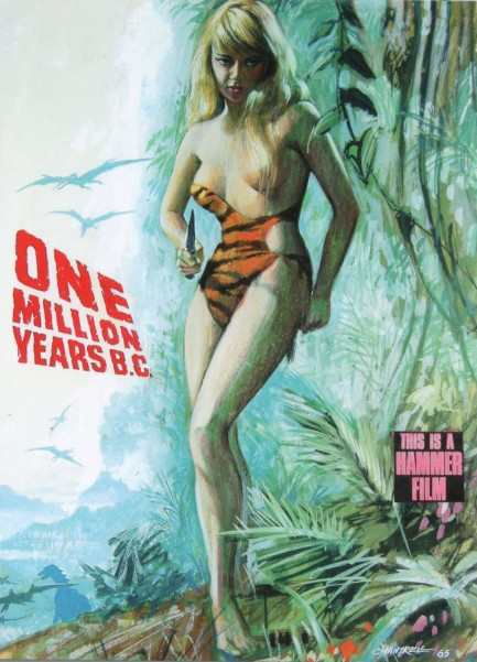 one-million-years-bc-pre-production-chantrell