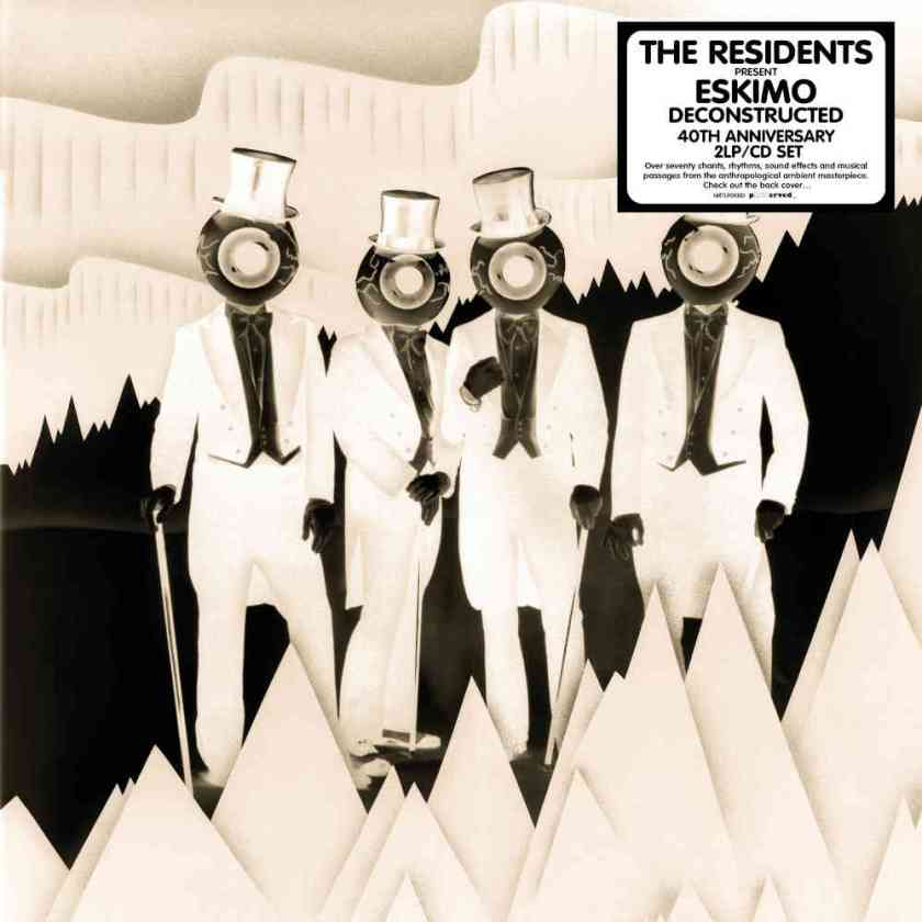 RESIDENTS-ESKIMO-DECONSTRUCTED