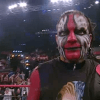 Jeff Hardy's Bad Trip To Victory Road