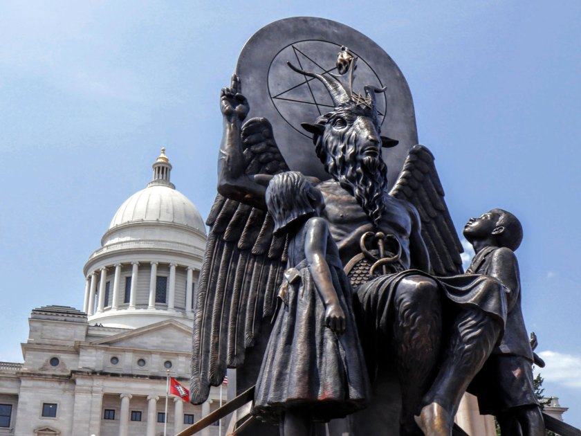 satanic-temple-baphomet