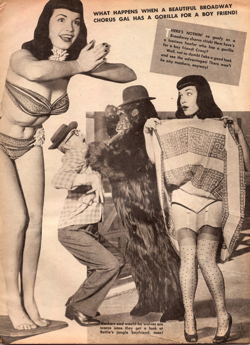 bettie-page-gorilla-wink-magazine-1954-2