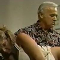 Jack Nance's Spanking Video