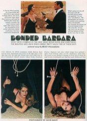 Barbara Bach in Playboy