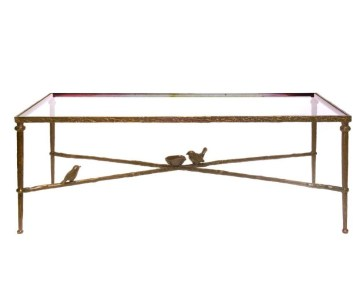 Giacometti Birds Table