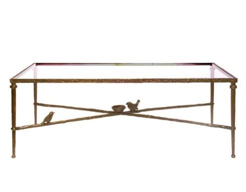 Giacometti Bird Table