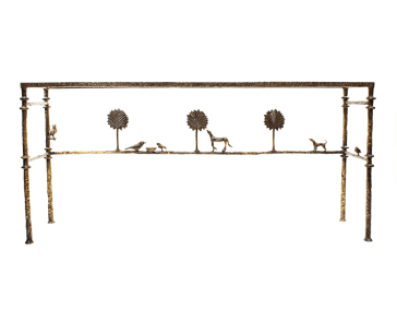 Diego Giacometti console table