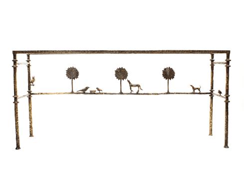 Giacometti Console Table