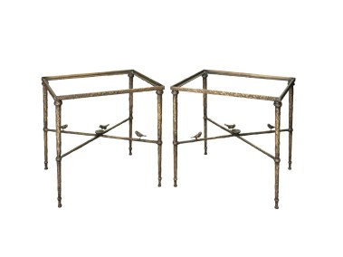 Giacometti Birds End Table