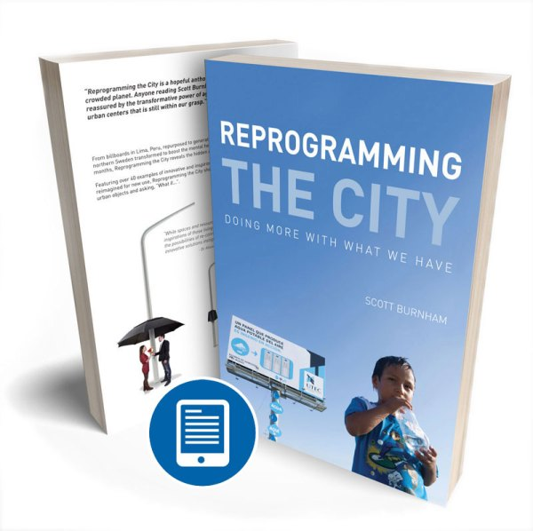 Reprogramming the City: Adaptive Reuse and Repurposing Urban Objects E-BOOK