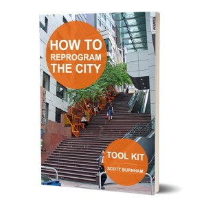 How to Reprogram the City Toolkit: Adaptive Reuse, Repurposing Urban Objects