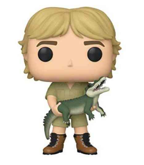 gifts for reptile lovers 2019 - steve irwin funko pop