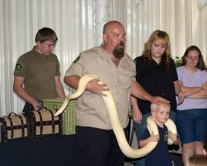 Brandon Fowler Roaming Reptiles