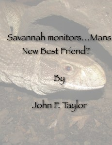Savannah Monitor Report