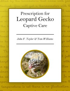 Leopard Gecko Captive Care