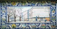 Sloane Square tile panel