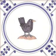 1 blackbird