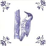 35 green woodpecker