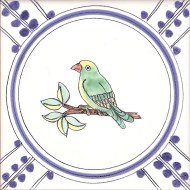 6 Greenfinch