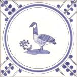 2 Canada Goose tile