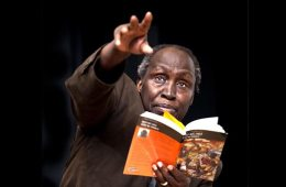 This image is for our piece on Who is the African Writer?
