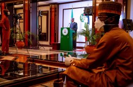 Muhammadu Buhari addresses the nation on coronavirus
