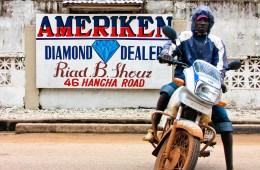ierra Leone's Alluvial Diamond Industry