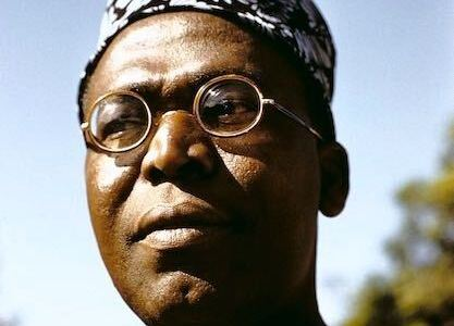 This photo is for our piece on 'The Controversial Legacy of Obafemi Awolowo