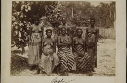 Six women from Opobo