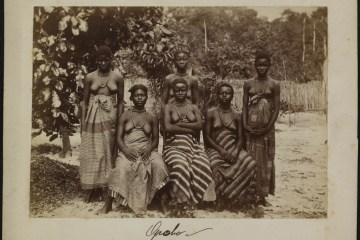 Six women from Opobo