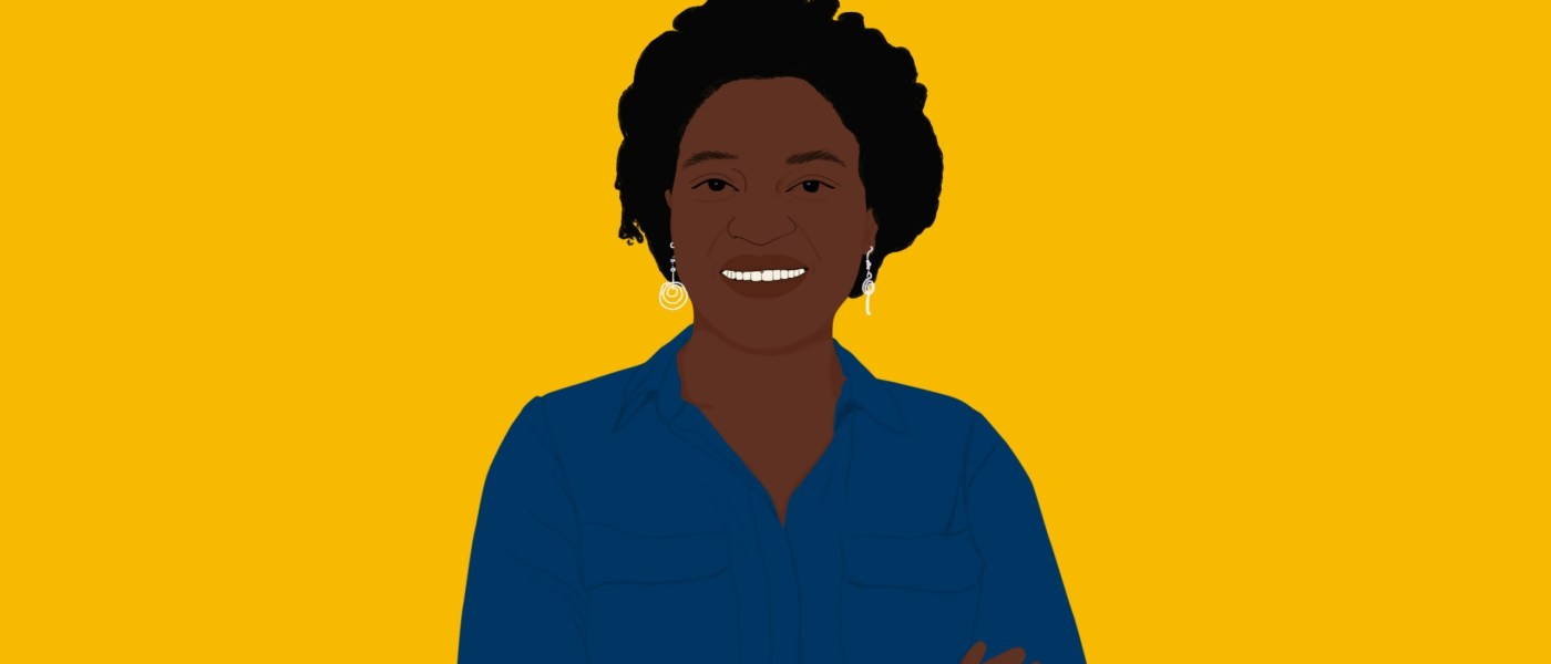 An Illustration of Nanjala Nyabola