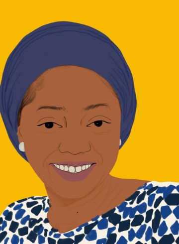 Ayisha Osori illustration