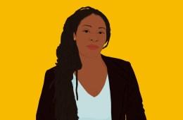 Nafeesah Allen's illustration