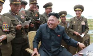 Kim Jong un-corea del norte-misiles
