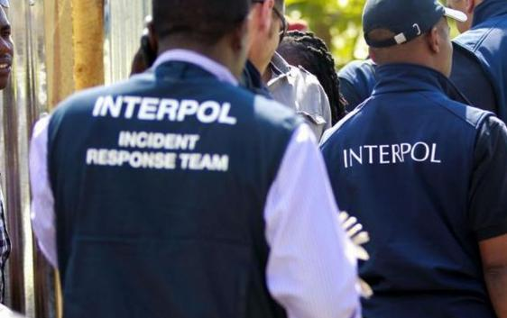 interpol, capturas internacionales