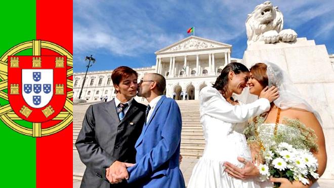 Matrimonio Mismo Sexo Biblia : Portugal aprueba el matrimonio entre personas del mismo