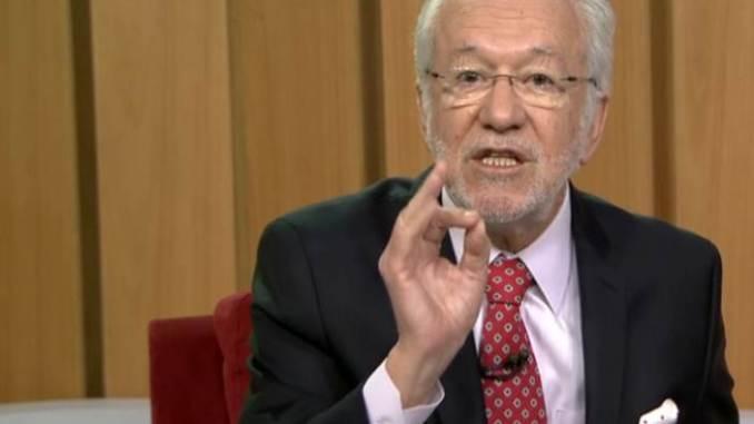 Jornalista Alexandre Garcia