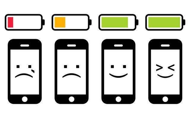 Resultado de imagen de bateria de celular