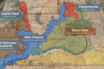 Federal Lands in Southern Utah