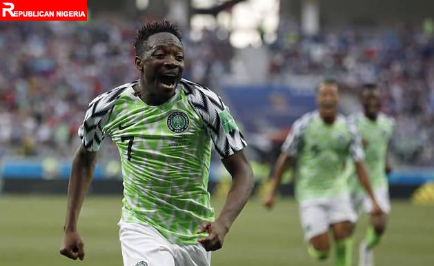 Forget 100th Cap, I'm More Delighted With Our Success Over CAR - Musa