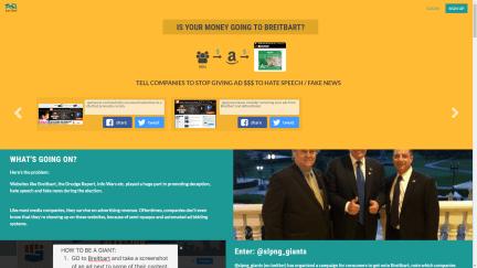 adstrike boycott Breitbart ads