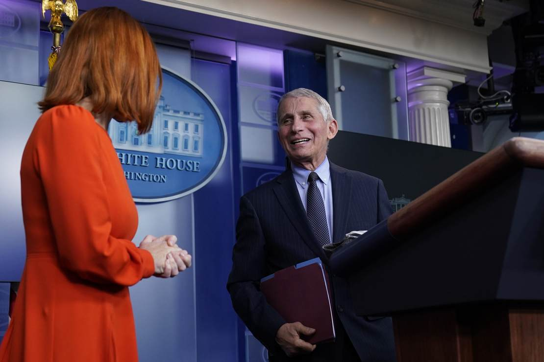 Dr. Fauci Suddenly Clams Up When Asked About Andrew Cuomo, and Janice Dean Would Like a Word – RedState