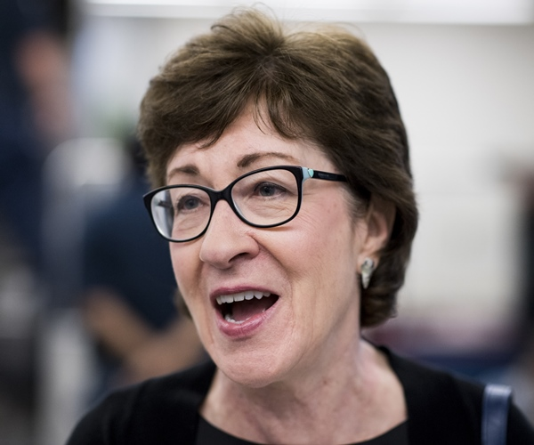Maine GOP to Consider Censuring Sen. Collins for Vote to Convict Trump