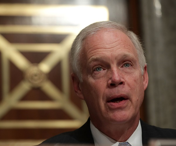Ron Johnson Says Dems Have Double Standard On Protest Violence