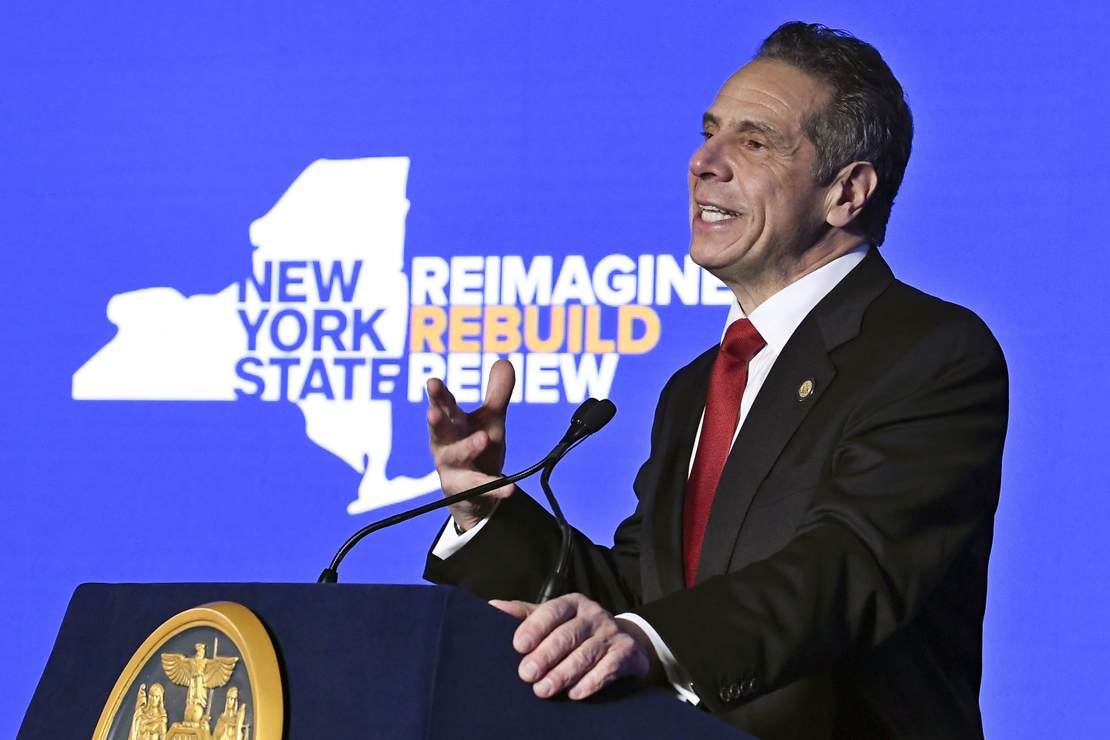 What the Media Isn't Reporting About Andrew Cuomo's Nursing Home Scandal – RedState
