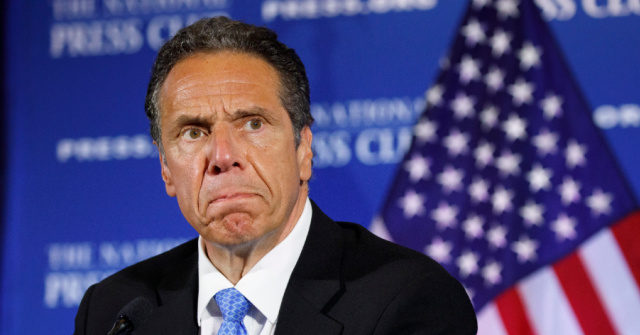Angry Andrew Cuomo Vows to 'Aggressively' Take on Nursing Home 'Lies'