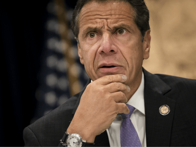 Cuomo Hid COVID-19 Nursing Home Deaths to Avoid Investigation